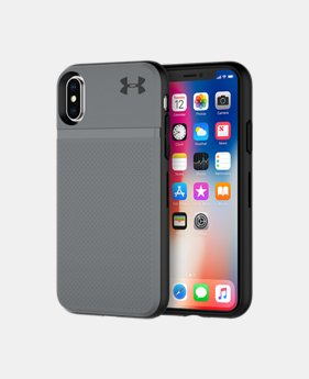 UA Protect Stash Case for iPhone X   $44.99