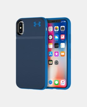 UA Protect Stash Case for iPhone X  1  Color Available $44.99
