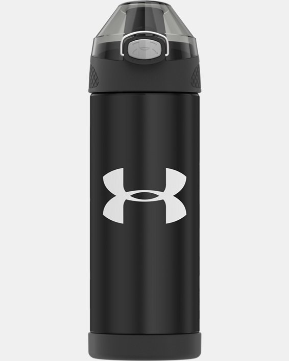 UA Protege 16 oz. Water Bottle, Black, pdpMainDesktop image number 5