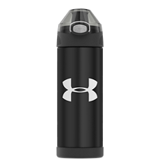 be8737b1d4 UA Dominate 24 oz. Vacuum-Insulated Water Bottle with Flip Top Lid ...