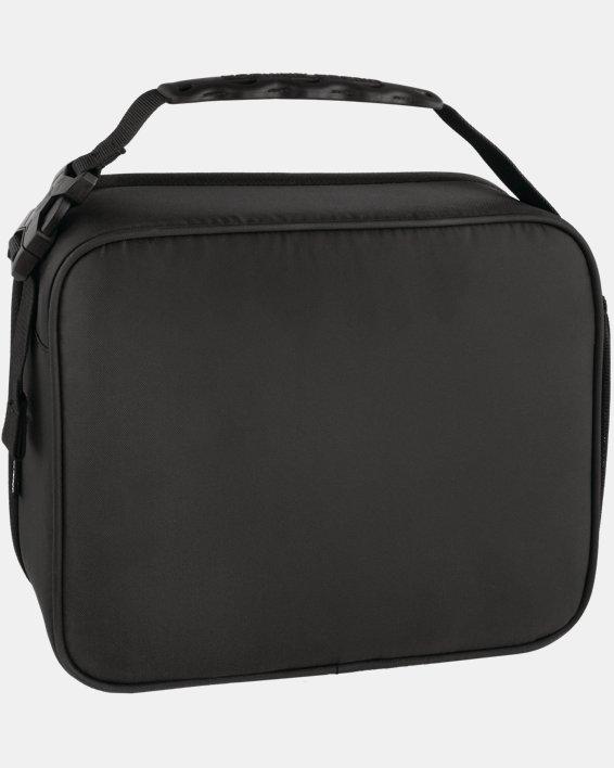 UA Lunch Box, Black, pdpMainDesktop image number 1