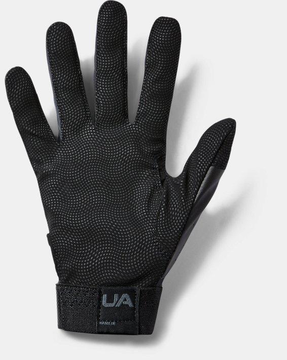 Men's UA Clean Up Batting Gloves, Black, pdpMainDesktop image number 1