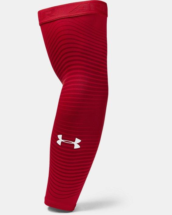 Men's UA Baseball Sleeve 19, Red, pdpMainDesktop image number 0