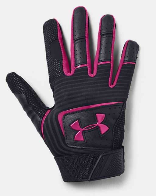 Youth UA Clean Up T-Ball Batting Gloves