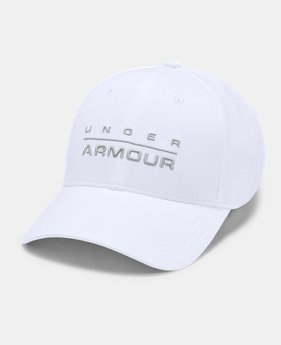 e063ea30069 Men s UA Wordmark Stretch Fit Cap 3 Colors Available  25
