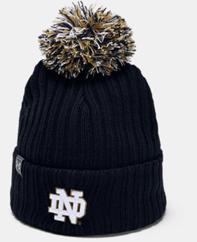 New Arrival UA Pom Beanie Collegiate  3  Colors Available $30