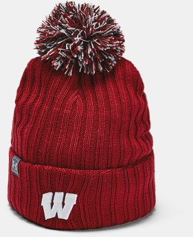 UA Pom Beanie Collegiate  1  Color Available $21