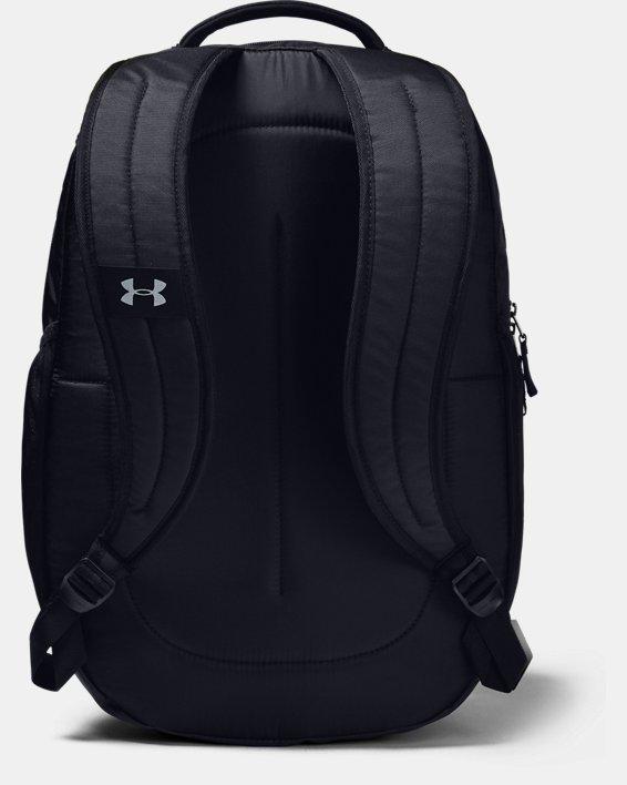 UA Hustle 4.0 Backpack, Black, pdpMainDesktop image number 2