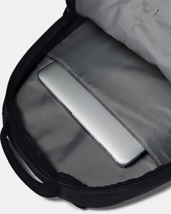 UA Hustle 4.0 Backpack, Black, pdpMainDesktop image number 4