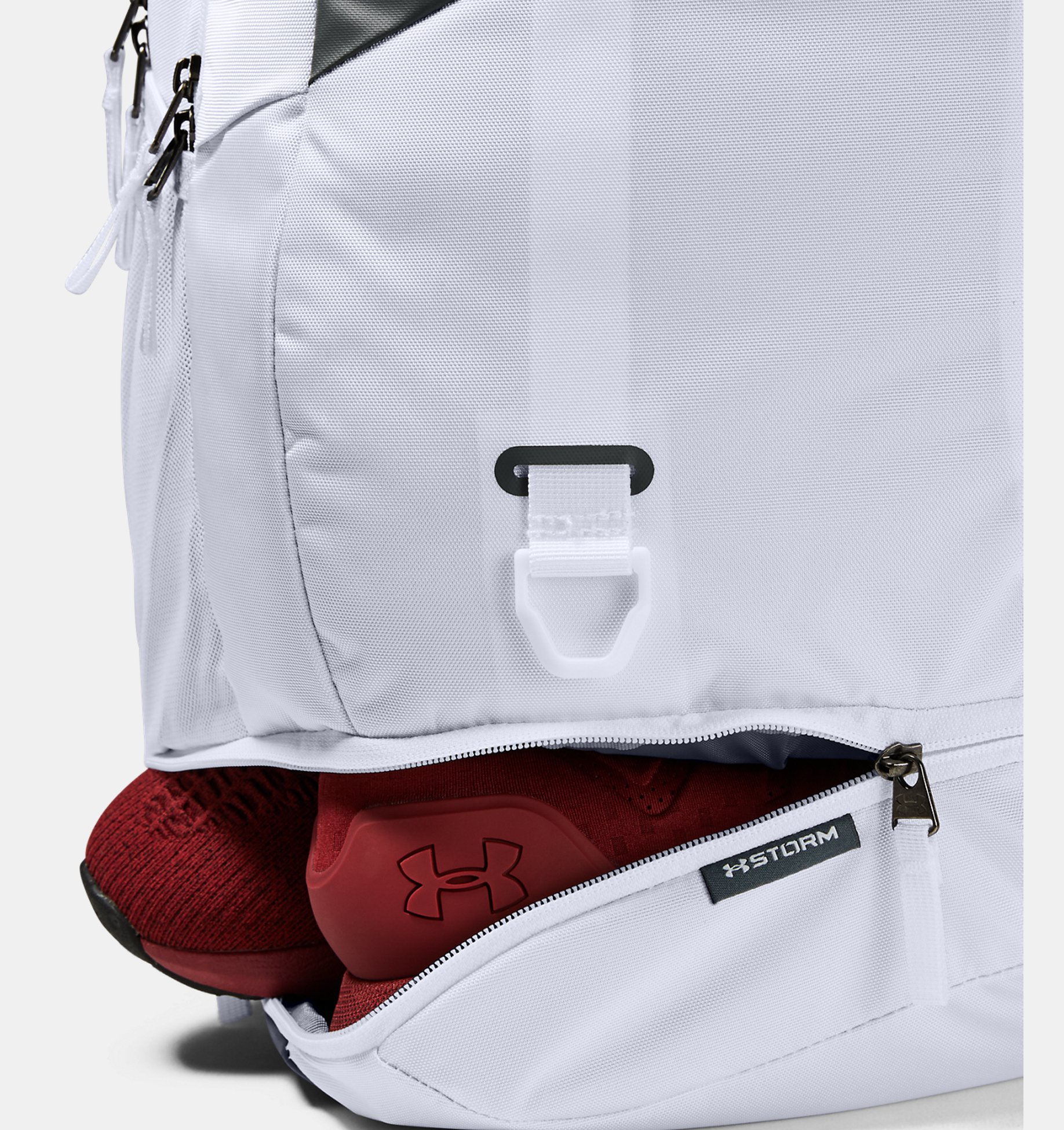 Restricción suéter Estación de policía  UA Hustle 4.0 Backpack | Under Armour