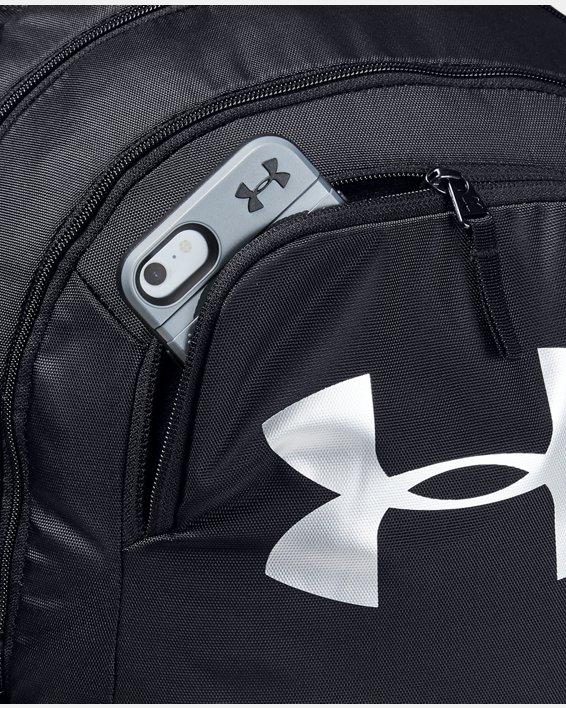 Youth UA Scrimmage 2.0 Backpack, Black, pdpMainDesktop image number 3