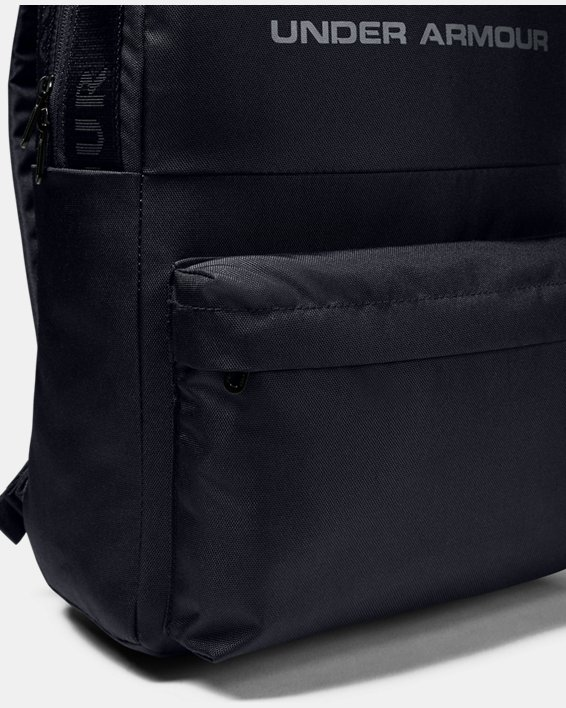 UA Loudon Backpack, Black, pdpMainDesktop image number 3