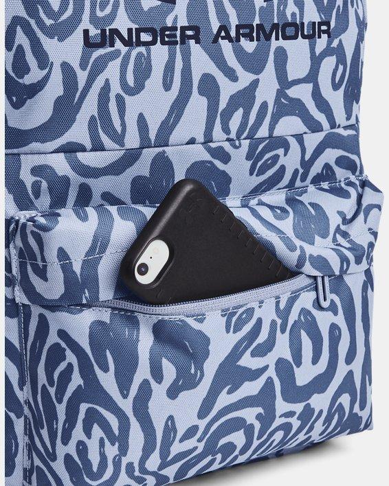 UA Loudon Backpack, Blue, pdpMainDesktop image number 3