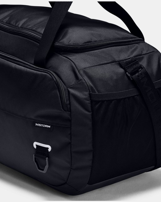 UA Undeniable Duffel 4.0 XS Duffle Bag, Black, pdpMainDesktop image number 6
