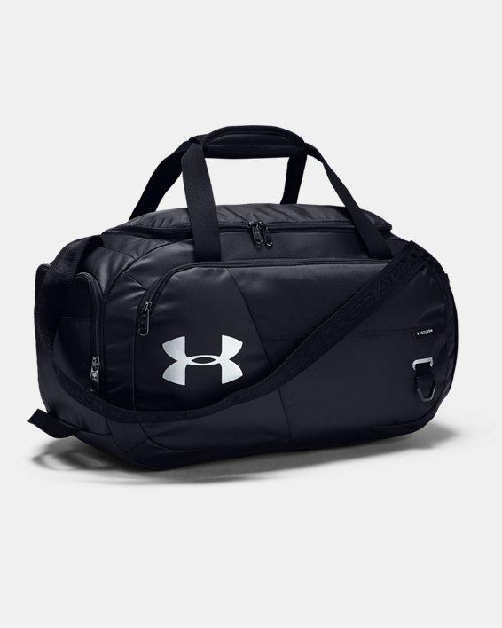 UA Undeniable Duffel 4.0 XS Duffle Bag, Black, pdpMainDesktop image number 1