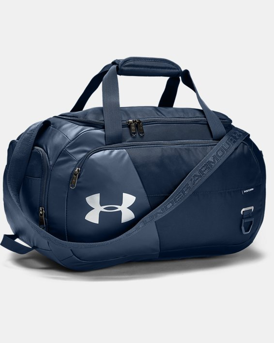 UA Undeniable Duffel 4.0 XS Duffle Bag, Navy, pdpMainDesktop image number 1