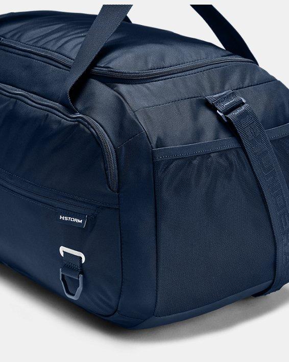 UA Undeniable 4.0 Small Duffle Bag, Navy, pdpMainDesktop image number 5