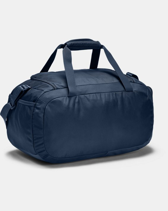 UA Undeniable 4.0 Small Duffle Bag, Navy, pdpMainDesktop image number 2