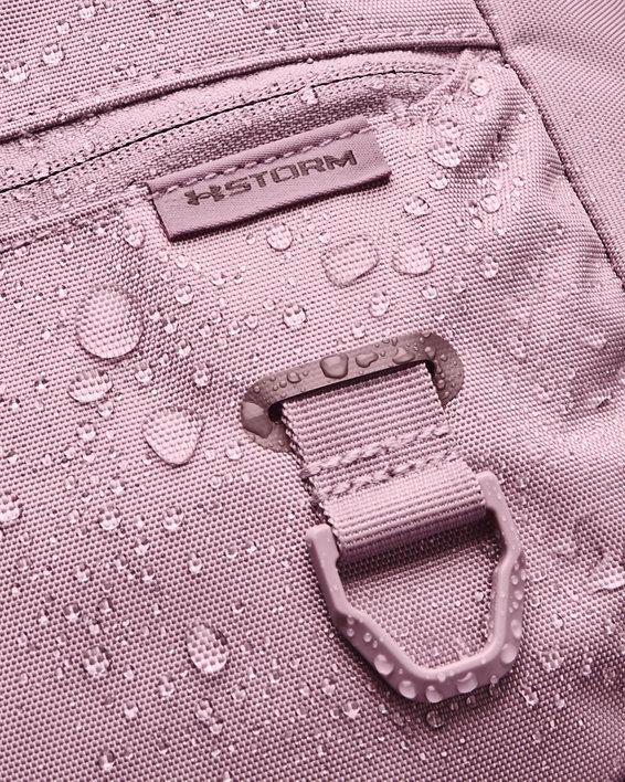 UA Undeniable 4.0 Small Duffle Bag, Pink, pdpMainDesktop image number 6