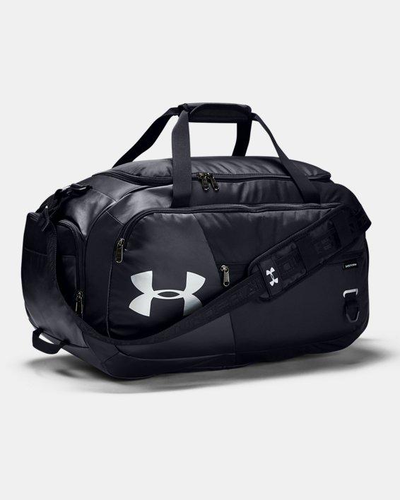 UA Undeniable Duffle 4.0 Medium Duffle Bag, Black, pdpMainDesktop image number 0