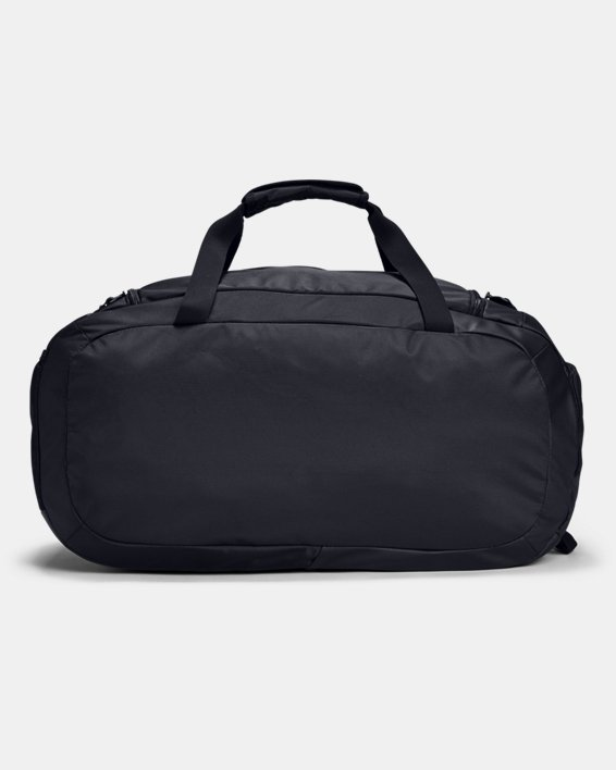 UA Undeniable Duffle 4.0 Medium Duffle Bag, Black, pdpMainDesktop image number 1
