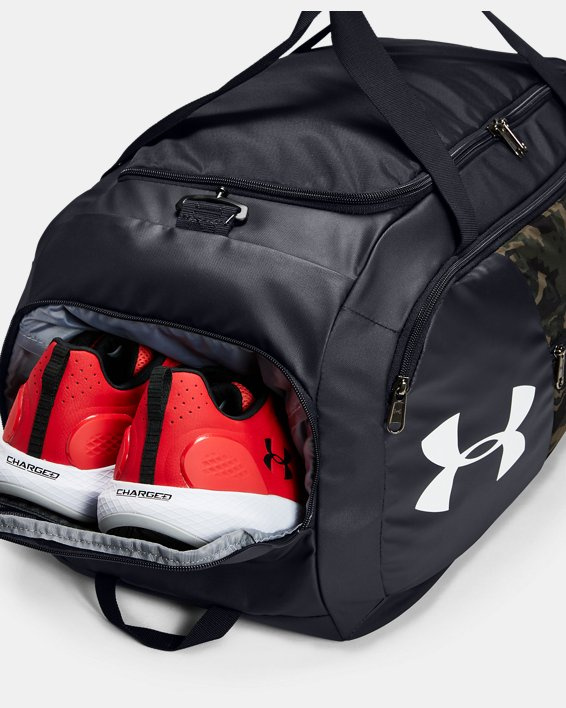 UA Undeniable Duffle 4.0 Medium Duffle Bag, Black, pdpMainDesktop image number 2