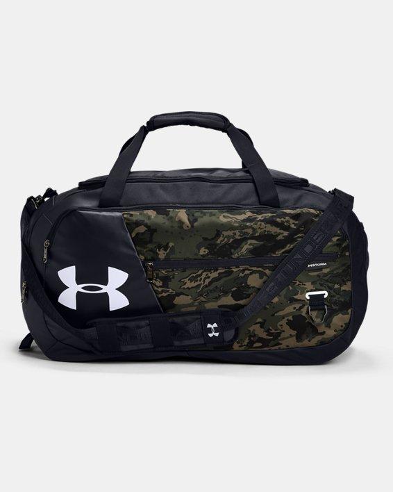 UA Undeniable Duffle 4.0 Medium Duffle Bag, Black, pdpMainDesktop image number 0