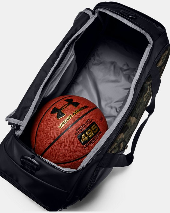 UA Undeniable Duffle 4.0 Medium Duffle Bag, Black, pdpMainDesktop image number 3