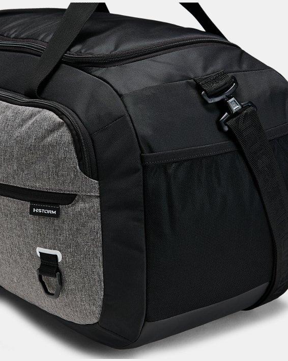 UA Undeniable Duffle 4.0 Medium Duffle Bag, Gray, pdpMainDesktop image number 6