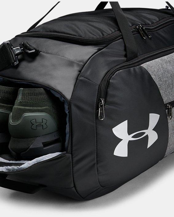 UA Undeniable Duffle 4.0 Medium Duffle Bag, Gray, pdpMainDesktop image number 3