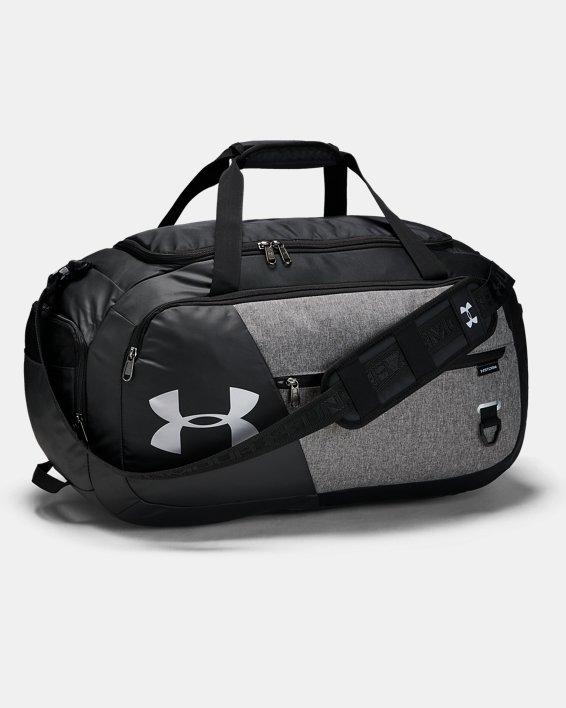 UA Undeniable Duffle 4.0 Medium Duffle Bag, Gray, pdpMainDesktop image number 1