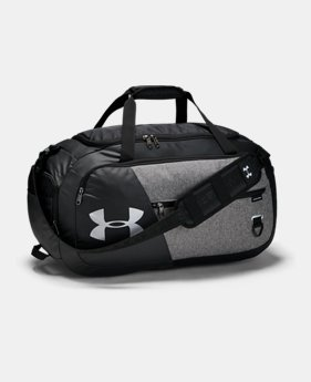0055c6ade00495 New Arrival UA Undeniable 4.0 Medium Duffle Bag 14 Colors Available $45