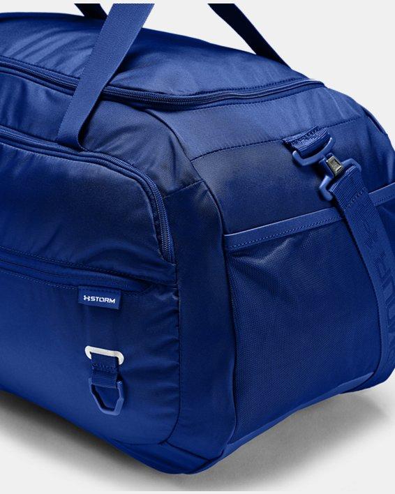 UA Undeniable Duffle 4.0 Medium Duffle Bag, Blue, pdpMainDesktop image number 4