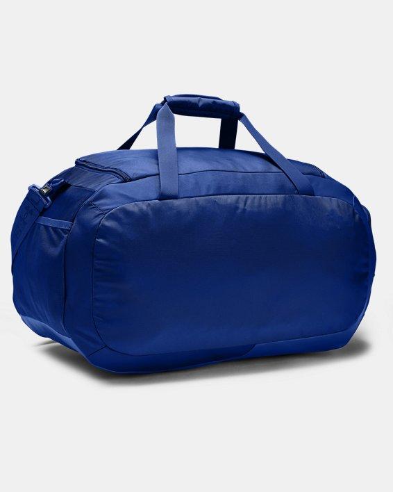 UA Undeniable Duffle 4.0 Medium Duffle Bag, Blue, pdpMainDesktop image number 2