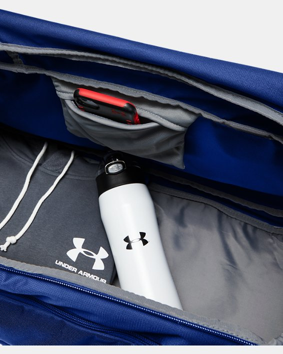 UA Undeniable Duffle 4.0 Medium Duffle Bag, Blue, pdpMainDesktop image number 3