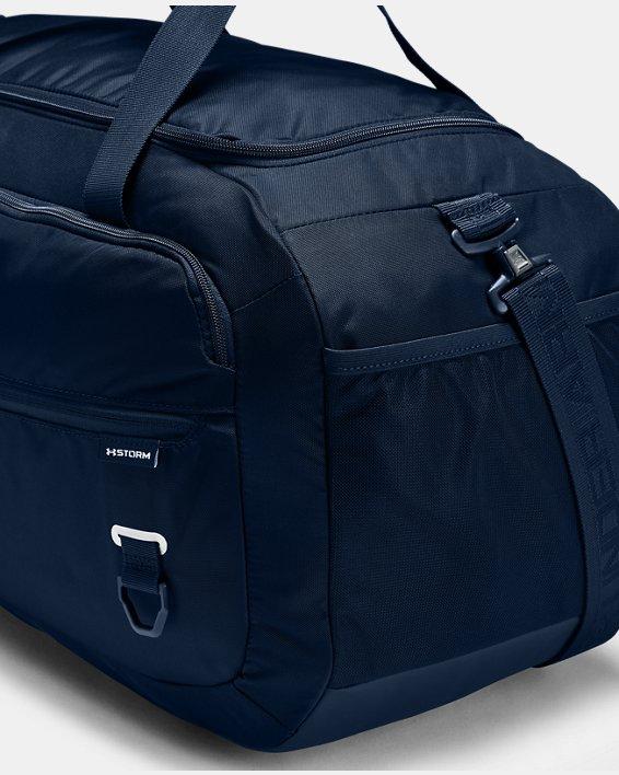 UA Undeniable Duffle 4.0 Medium Duffle Bag, Navy, pdpMainDesktop image number 6