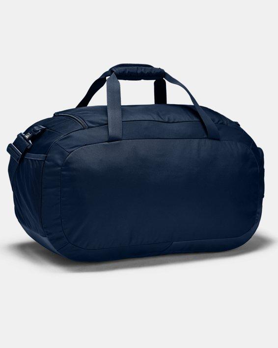 UA Undeniable Duffle 4.0 Medium Duffle Bag, Navy, pdpMainDesktop image number 2