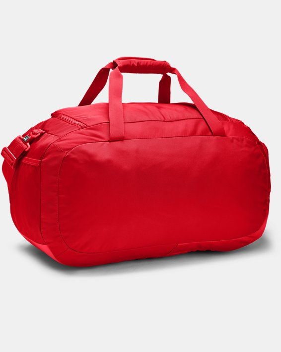UA Undeniable Duffle 4.0 Medium Duffle Bag, Red, pdpMainDesktop image number 2