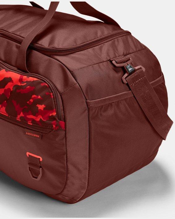 UA Undeniable Duffle 4.0 Medium Duffle Bag, Red, pdpMainDesktop image number 5