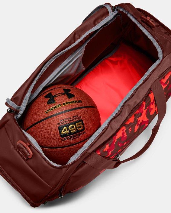 UA Undeniable Duffle 4.0 Medium Duffle Bag, Red, pdpMainDesktop image number 3