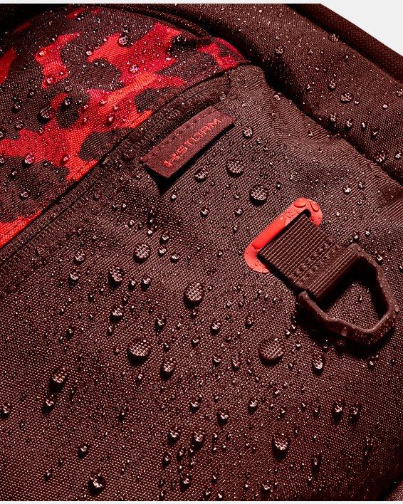 UA Undeniable Duffle 4.0 Medium Duffle Bag, Red, pdpMainDesktop image number 6