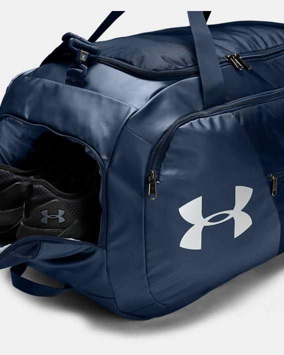 UA Undeniable 4.0 Large Duffle Bag, Navy, pdpMainDesktop image number 3