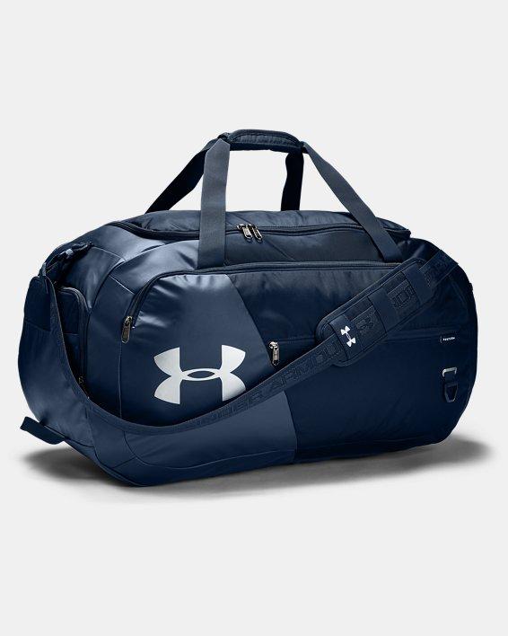 UA Undeniable 4.0 Large Duffle Bag, Navy, pdpMainDesktop image number 1