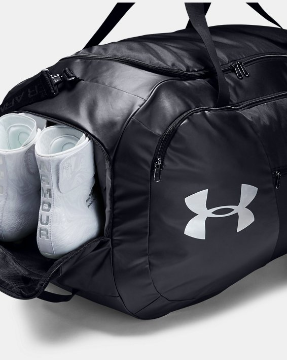 UA Undeniable Duffel 4.0 XL Duffle Bag, Black, pdpMainDesktop image number 3