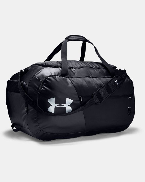UA Undeniable Duffel 4.0 XL Duffle Bag, Black, pdpMainDesktop image number 1
