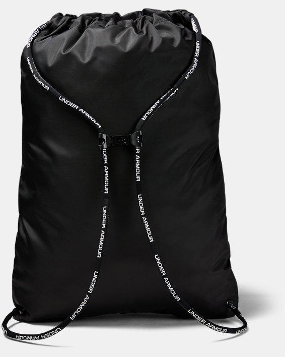 UA Undeniable Sackpack 2.0, Black, pdpMainDesktop image number 2