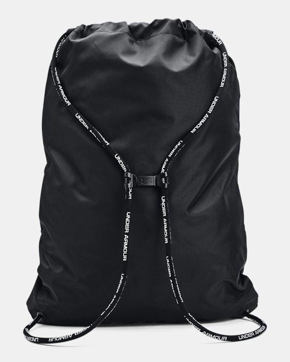 UA Undeniable Sackpack 2.0, Black, pdpMainDesktop image number 1