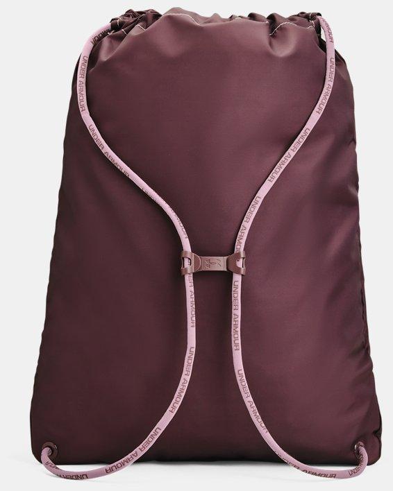 UA Undeniable Sackpack 2.0, Purple, pdpMainDesktop image number 2