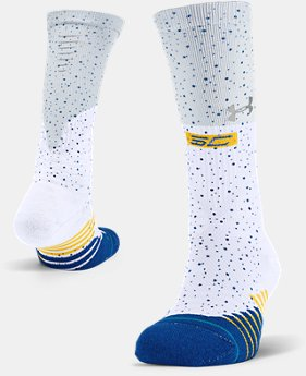 New Arrival  UA x Stance Curry 5 Crew Socks   $25