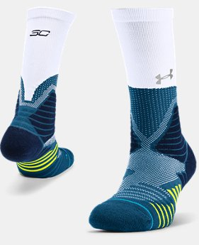 UA x Stance Curry 5 Crew Socks  3  Colors Available $20